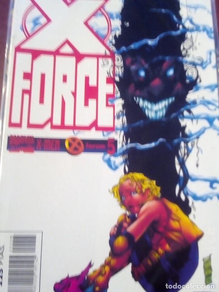 Cómics: X FORCE VOL.2 COLECCION COMPLETA N 1 AL 49 AÑO 1996 L2P5 - Foto 6 - 67400269