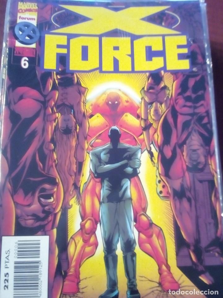 Cómics: X FORCE VOL.2 COLECCION COMPLETA N 1 AL 49 AÑO 1996 L2P5 - Foto 7 - 67400269