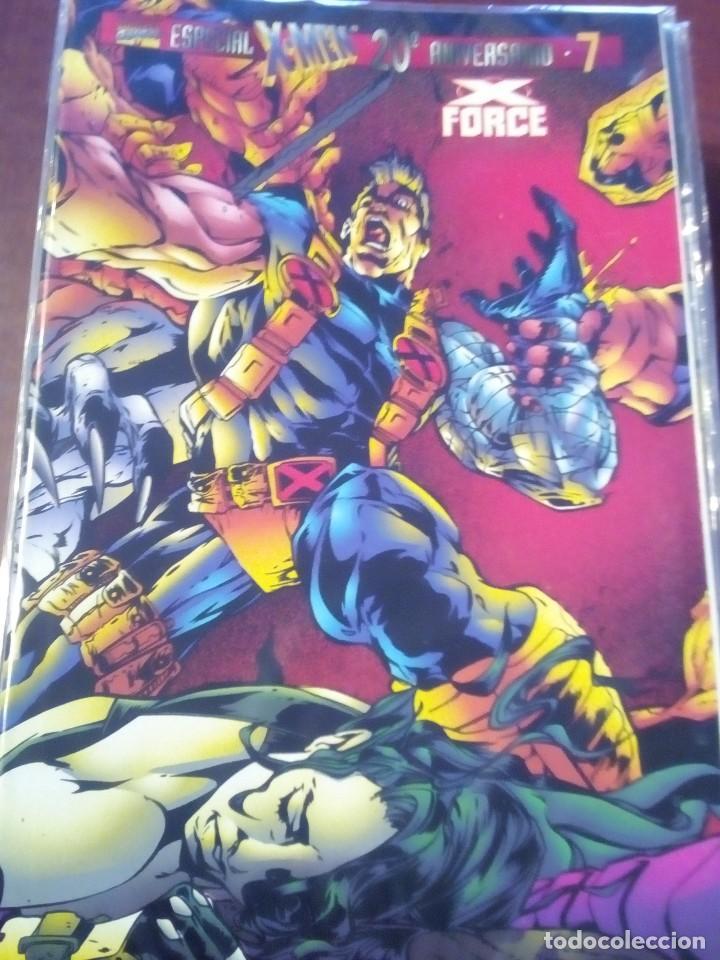 Cómics: X FORCE VOL.2 COLECCION COMPLETA N 1 AL 49 AÑO 1996 L2P5 - Foto 8 - 67400269