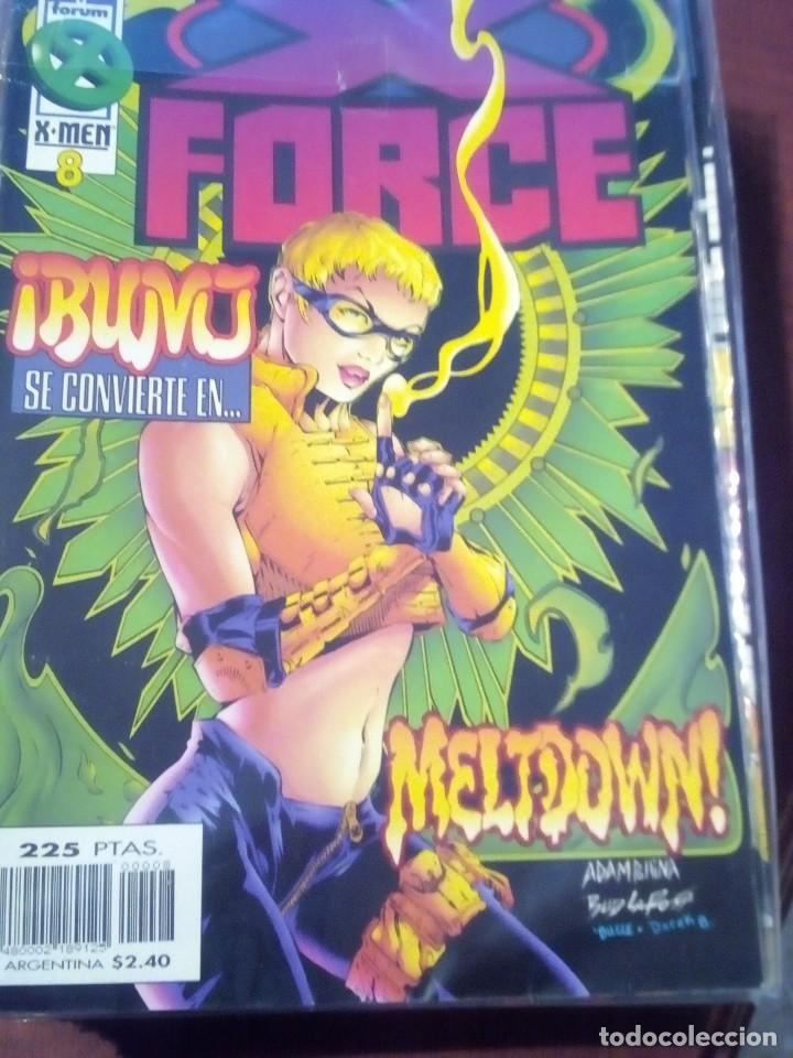 Cómics: X FORCE VOL.2 COLECCION COMPLETA N 1 AL 49 AÑO 1996 L2P5 - Foto 9 - 67400269