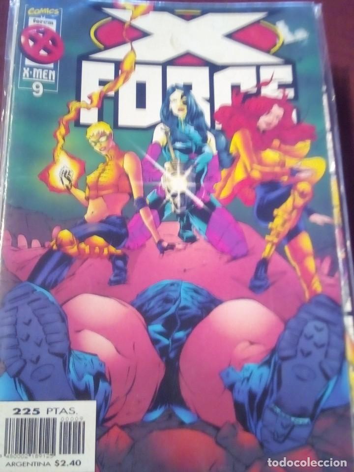Cómics: X FORCE VOL.2 COLECCION COMPLETA N 1 AL 49 AÑO 1996 L2P5 - Foto 10 - 67400269