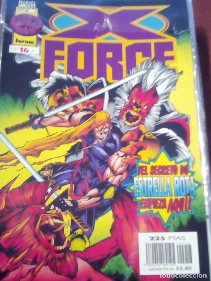 Cómics: X FORCE VOL.2 COLECCION COMPLETA N 1 AL 49 AÑO 1996 L2P5 - Foto 12 - 67400269