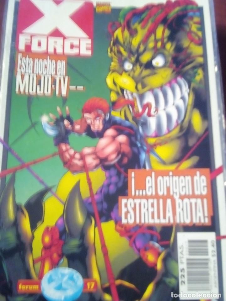 Cómics: X FORCE VOL.2 COLECCION COMPLETA N 1 AL 49 AÑO 1996 L2P5 - Foto 13 - 67400269