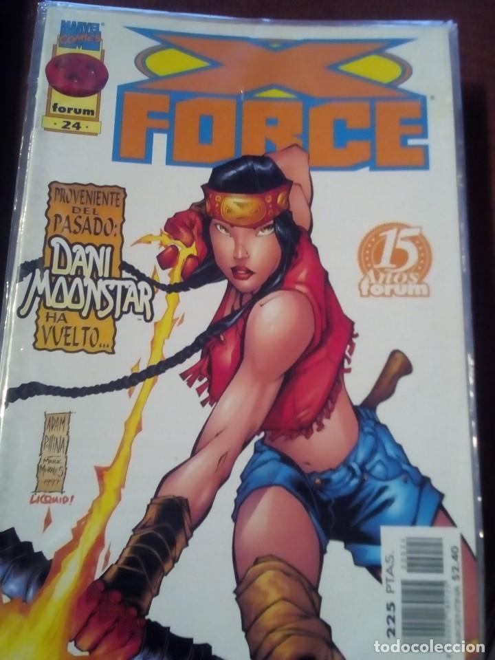 Cómics: X FORCE VOL.2 COLECCION COMPLETA N 1 AL 49 AÑO 1996 L2P5 - Foto 14 - 67400269