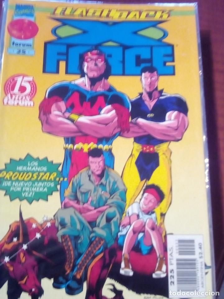Cómics: X FORCE VOL.2 COLECCION COMPLETA N 1 AL 49 AÑO 1996 L2P5 - Foto 15 - 67400269