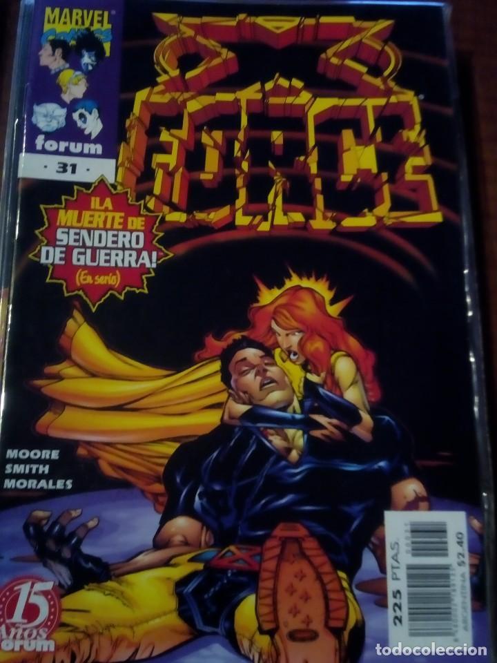 Cómics: X FORCE VOL.2 COLECCION COMPLETA N 1 AL 49 AÑO 1996 L2P5 - Foto 16 - 67400269