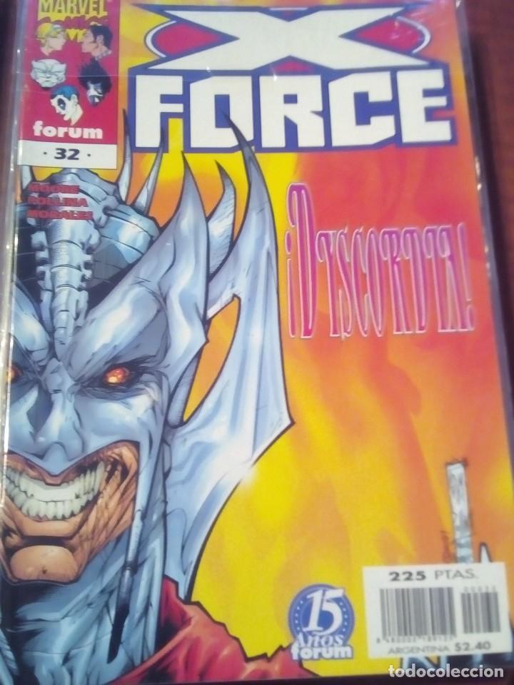 Cómics: X FORCE VOL.2 COLECCION COMPLETA N 1 AL 49 AÑO 1996 L2P5 - Foto 17 - 67400269