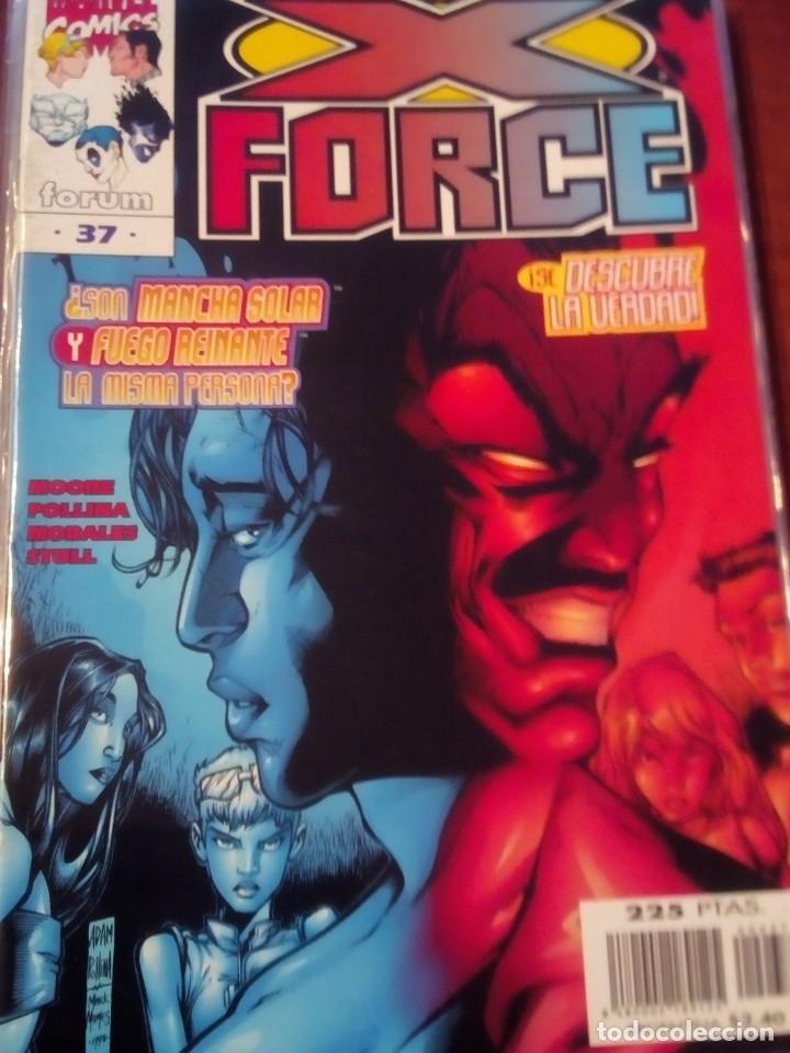 Cómics: X FORCE VOL.2 COLECCION COMPLETA N 1 AL 49 AÑO 1996 L2P5 - Foto 18 - 67400269