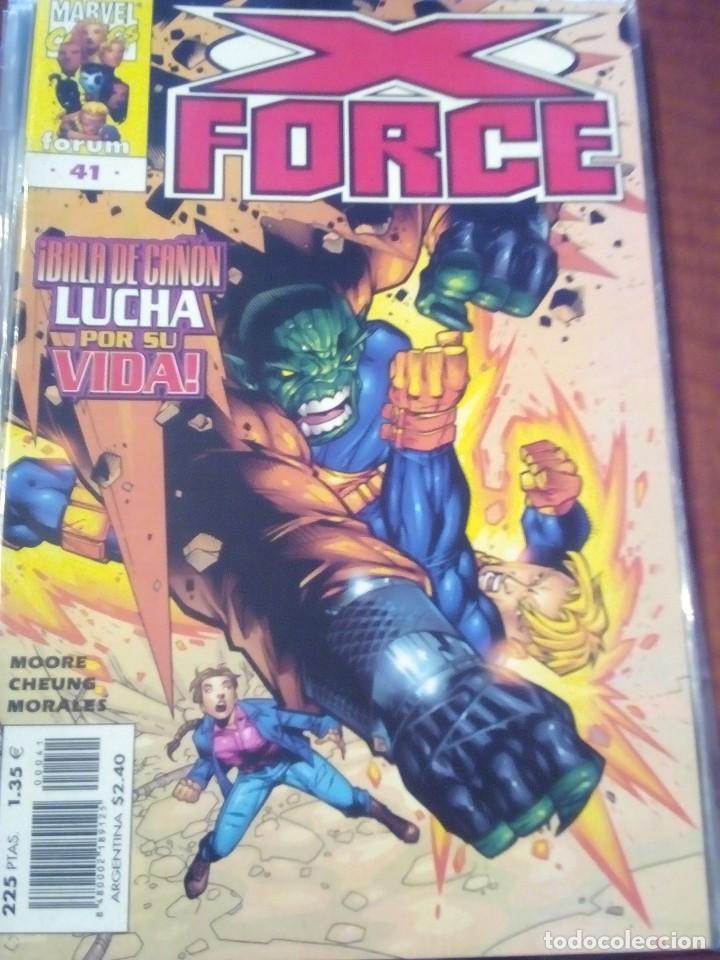 Cómics: X FORCE VOL.2 COLECCION COMPLETA N 1 AL 49 AÑO 1996 L2P5 - Foto 19 - 67400269