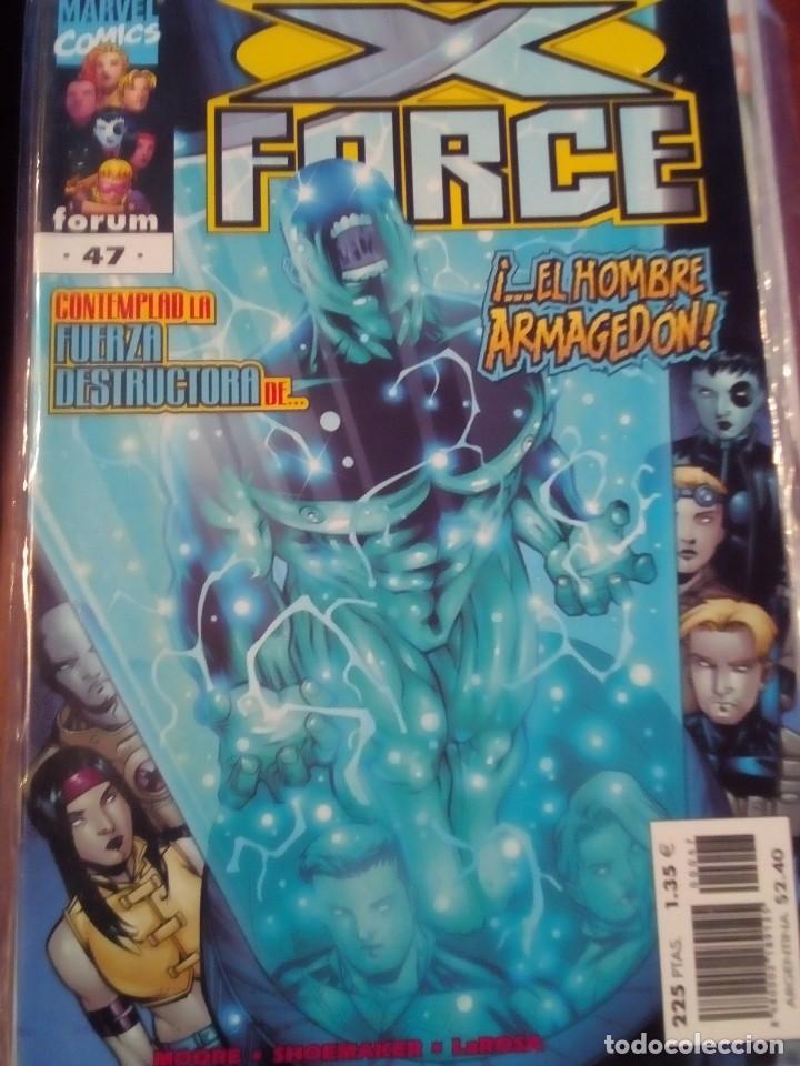 Cómics: X FORCE VOL.2 COLECCION COMPLETA N 1 AL 49 AÑO 1996 L2P5 - Foto 21 - 67400269