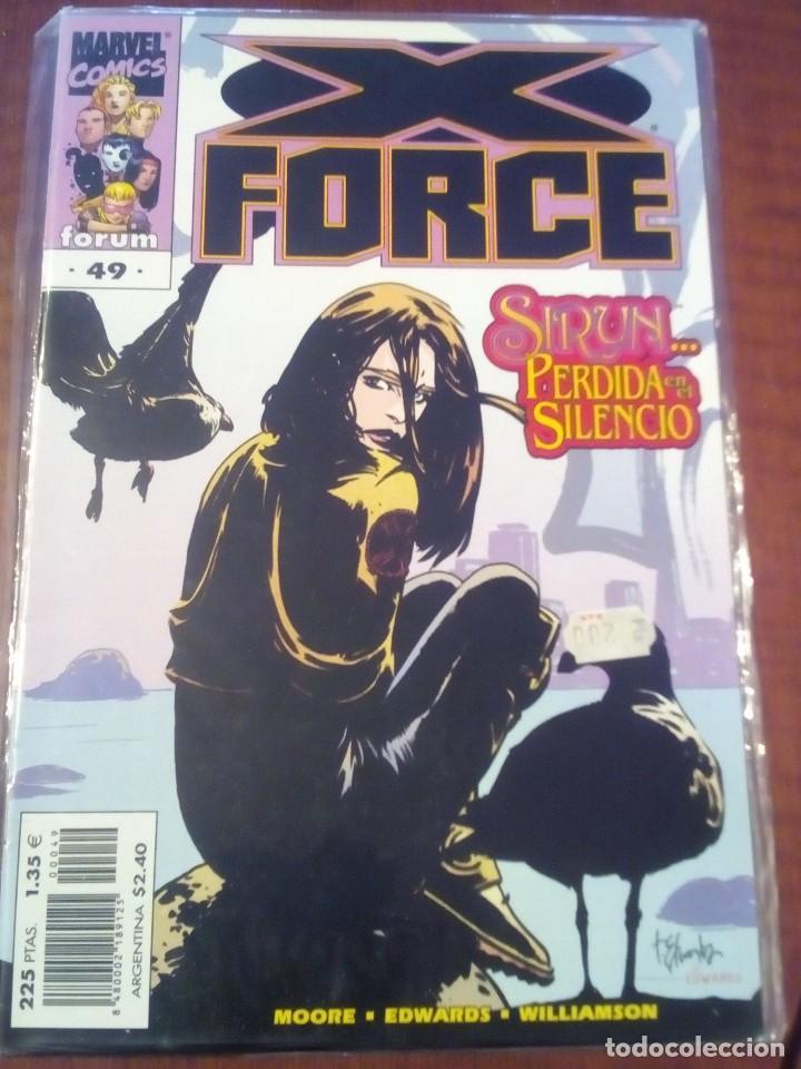 Cómics: X FORCE VOL.2 COLECCION COMPLETA N 1 AL 49 AÑO 1996 L2P5 - Foto 22 - 67400269