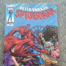 Cómics: PETER PARKER, SPIDERMAN -- VOLUMEN 1 - Nº 3 -- FORUM --. Lote 67419381