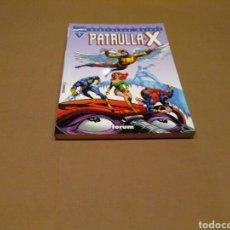 Cómics: PATRULLA X 7 BIBLIOTECA MARVEL EXCELSIOR EXCELENTE ESTADO. Lote 67522557