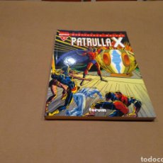Cómics: PATRULLA X 9 BIBLIOTECA MARVEL EXCELSIOR EXCELENTE ESTADO. Lote 67522666