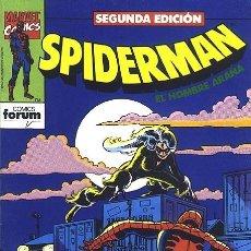 Cómics: SPIDERMAN VOL. 1 2ª EDICION Nº 8 - FORUM - IMPECABLE. Lote 67525797