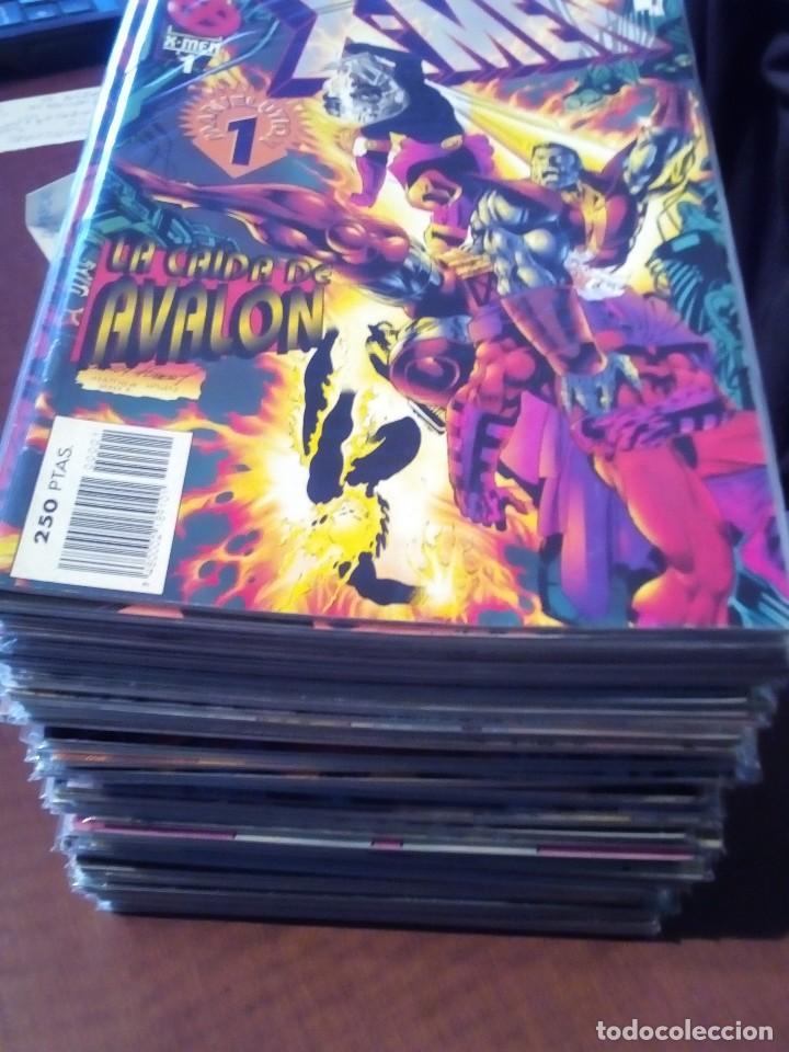 X MEN COLECCION COMPLETA N 1 AL 117 VOL. 2 AÑO 1995 L2P5 (Tebeos y Comics - Forum - X-Men)