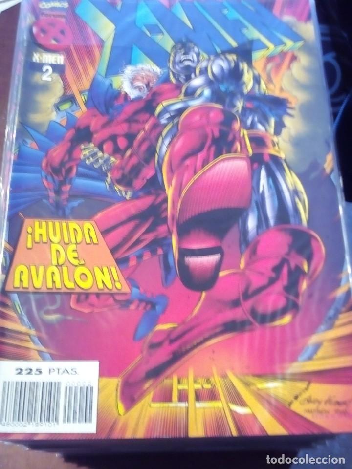 Cómics: X MEN COLECCION COMPLETA N 1 AL 117 VOL. 2 AÑO 1995 L2P5 - Foto 3 - 67555985