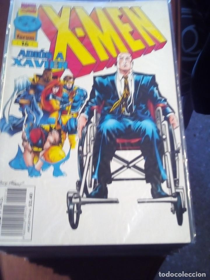 Cómics: X MEN COLECCION COMPLETA N 1 AL 117 VOL. 2 AÑO 1995 L2P5 - Foto 14 - 67555985