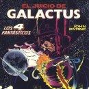 Cómics: COLECCIÓN OBRAS MAESTRAS VOL I FORUM Nº 4 - EL JUICIO DE GALACTUS - LOS 4 FANTASTICOS DE JOHN BYRNE. Lote 67647665