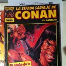 Cómics: LA ESPADA SALVAJE DE CONAN, EL OTOÑO DE LA HECHICERA Nº 68. Lote 67676493