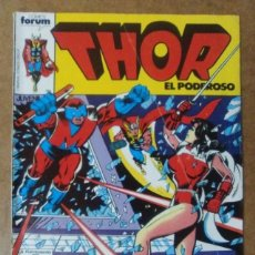 Cómics: THOR VOL. 1 Nº 18 - FORUM . Lote 67714473