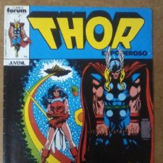 Cómics: THOR VOL. 1 Nº 22 - FORUM . Lote 67714589