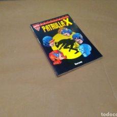 Cómics: PATRULLA X 6 BIBLIOTECA MARVEL EXCELSIOR FORUM EXCELENTE ESTADO. Lote 67974347