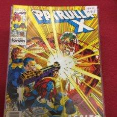 Comics : FORUM LA PATRULLA X NUMERO 140 MUY BUEN ESTADO. Lote 67981361