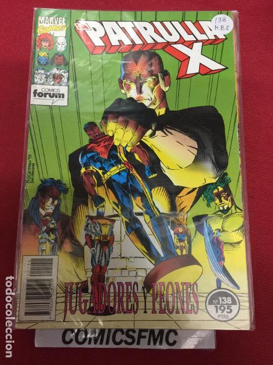 FORUM LA PATRULLA X NUMERO 138 MUY BUEN ESTADO (Tebeos y Comics - Forum - Patrulla X)