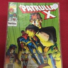 Comics : FORUM LA PATRULLA X NUMERO 138 MUY BUEN ESTADO. Lote 67981429