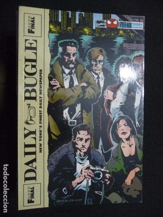 SPIDERMAN. DAILY BUBLE. TOMO FORUM (Tebeos y Comics - Forum - Prestiges y Tomos)