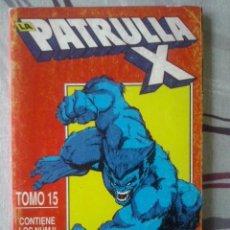 Cómics: FORUM - PATRULLA-X VOL.1 RETAPADO TOMO 15.NUM. 106-107-108-109-110. Lote 68013333