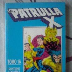 Cómics: FORUM - PATRULLA-X VOL.1 RETAPADO TOMO 16 .NUM. 111-112-113-114-115 - MBE. Lote 146334356