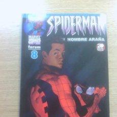 Cómics: SPIDERMAN HOMBRE ARAÑA #8. Lote 68214861