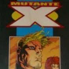 Cómics: MUTANTE X COMPLETA (RETAPADO), 10 NUMEROS. Lote 68290837
