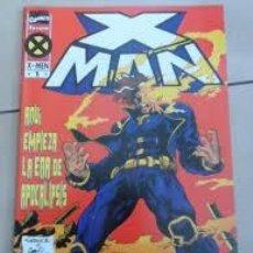 Cómics: X-MAN VOL 1 COMPLETA 4 NÚMEROS. Lote 68292893