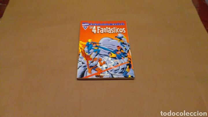 LOS 4 FANTASTICOS 2 BIBLIOTECA MARVEL EXCELSIOR FORUM EXCELENTE (Tebeos y Comics - Forum - 4 Fantásticos)