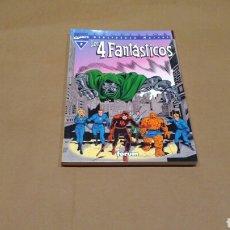 Cómics: LOS 4 FANTASTICOS 3 BIBLIOTECA MARVEL EXCELSIOR FORUM EXCELENTE. Lote 68370326