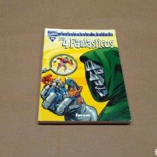 Cómics: LOS 4 FANTASTICOS 03 BIBLIOTECA MARVEL EXCELSIOR FORUM EXCELENTE. Lote 68370457