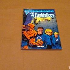 Cómics: LOS 4 FANTASTICOS 4 BIBLIOTECA MARVEL EXCELSIOR FORUM EXCELENTE. Lote 68370538