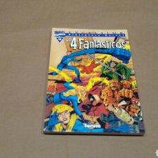 Cómics: LOS 4 FANTASTICOS 12 BIBLIOTECA MARVEL EXCELSIOR FORUM EXCELENTE. Lote 68371335