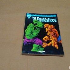 Cómics: LOS 4 FANTASTICOS 15 BIBLIOTECA MARVEL EXCELSIOR FORUM EXCELENTE. Lote 68371595