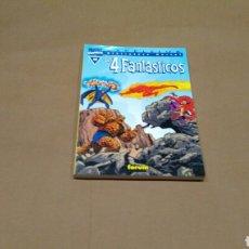 Cómics: LOS 4 FANTASTICOS 19 BIBLIOTECA MARVEL EXCELSIOR FORUM EXCELENTE. Lote 68372137