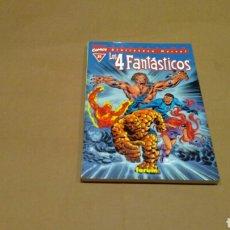Cómics: LOS 4 FANTASTICOS 21 BIBLIOTECA MARVEL EXCELSIOR FORUM EXCELENTE. Lote 68372385