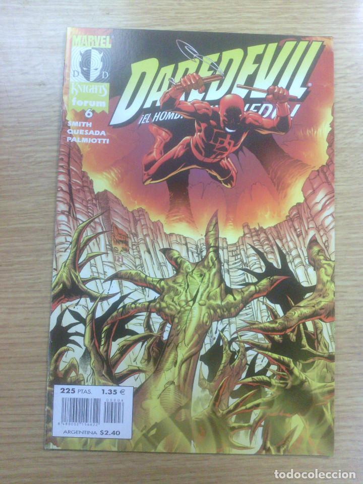 DAREDEVIL VOL 5 #6 (MARVEL KNIGHTS) (Tebeos y Comics - Forum - Daredevil)