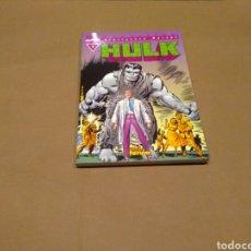 Cómics: HULK 1 BIBLIOTECA MARVEL EXCELSIOR FORUM EXCELENTE ESTADO. Lote 68376929