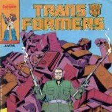 Cómics: TRANSFORMERS Nº 22 - FORUM - MUY BUEN ESTADO. Lote 68378189