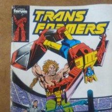 Cómics: TRANSFORMERS Nº 54 - FORUM . Lote 68378757