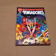 Cómics: VENGADORES 2 BIBLIOTECA MARVEL FORUM PANINI EXCELENTE ESTADO. Lote 68395098