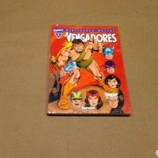 Cómics: VENGADORES 6 BIBLIOTECA MARVEL FORUM PANINI EXCELENTE ESTADO. Lote 68395431